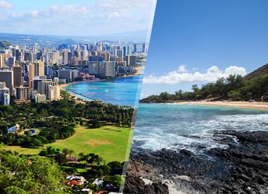 États-Unis: Honolulu et Maui