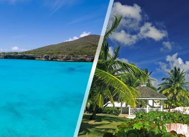 Petites Antilles: Antigua et Barbade