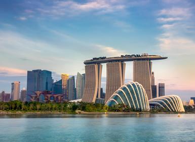 Thaïlande, Indonésie et Singapour: Bangkok, Bali et Singapour