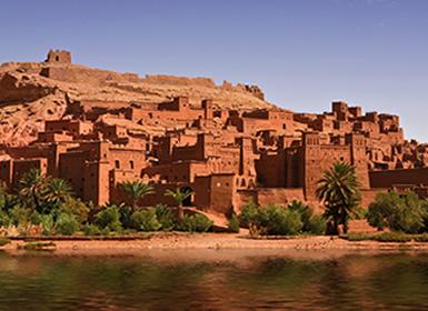 Maroc: Route des Kasbahs