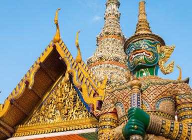 Émirats et Thaïlande: Dubaï, Bangkok et Phuket