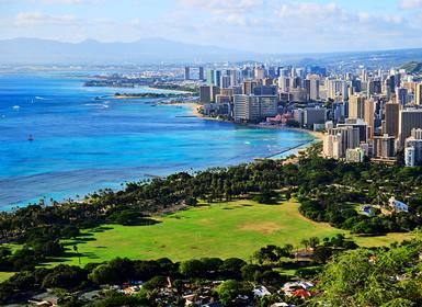 États-Unis: New York, Las Vegas, Los Angeles, San Francisco, Honolulu et Maui
