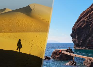 Espagne: Gran Canaria et Tenerife