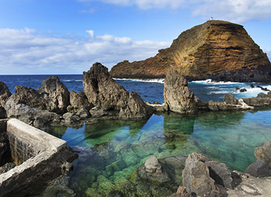 Portugal: Funchal, Zone Nord et Porto Moniz