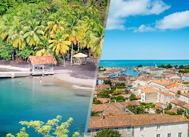 Antilles Françaises: Martinique et Saint Martin