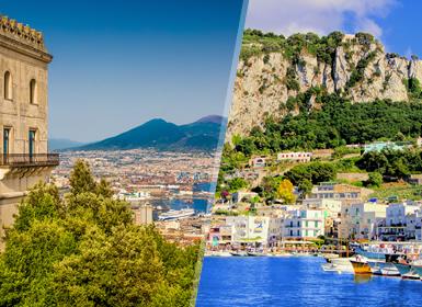 Italie: Naples et Capri