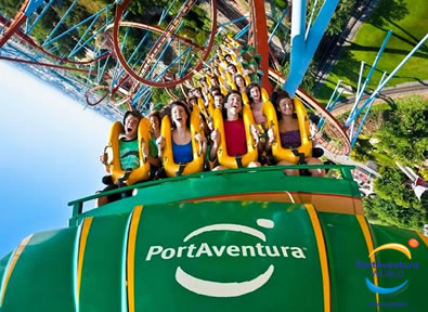 Trains AVE Girona - PortAventura World
