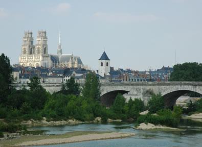 Trains TGV Avignon - Orléans