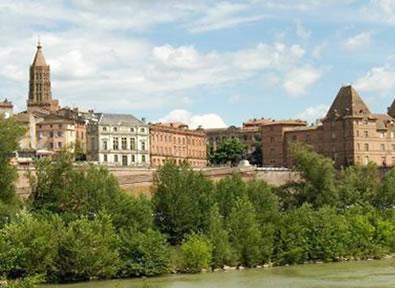 Trains TGV Lyon - Montauban