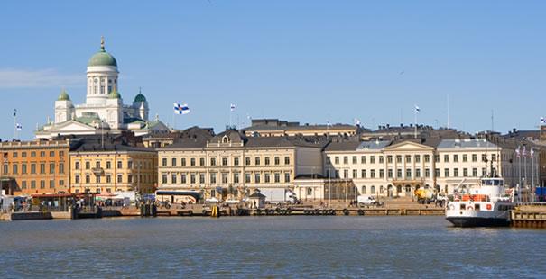 Helsinki Hotel Pas Cher