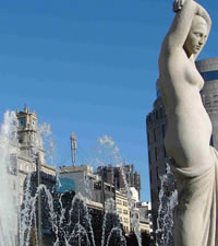 Place de Cataluña