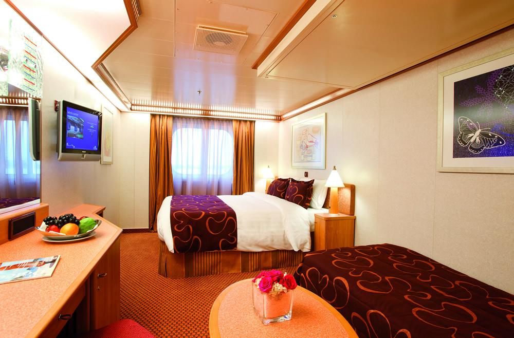 cat gories et cabines du bateau costa pacifica costa croisi res. Black Bedroom Furniture Sets. Home Design Ideas