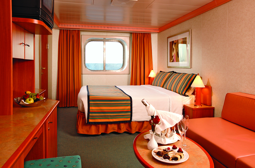 Cat gories et cabines du bateau costa fortuna costa for Chambre quadruple costa magica