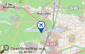 Aéroport de  Perpignan