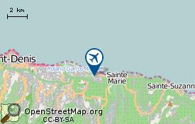 Aéroport de  Saint Denis De La Réunion - Roland Garros