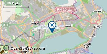 Aéroport de  Tunis