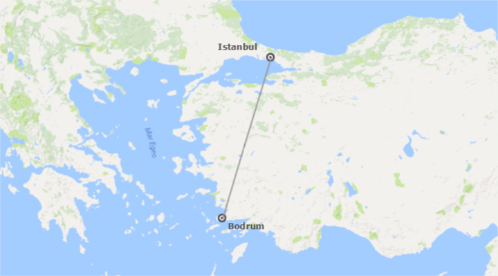 Turquie: Istanbul et Mugla