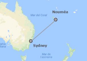Australie et Nouvelle Calédonie: Sydney et Nouméa