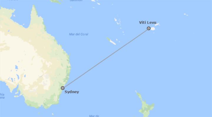 Australie et Fidji: Sydney et Viti Levu
