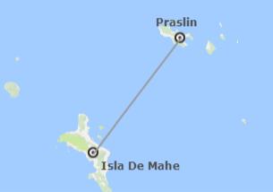 Seychelles: Mahé et Praslin