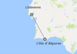 Lisbonne: Lisbonne et Algarve