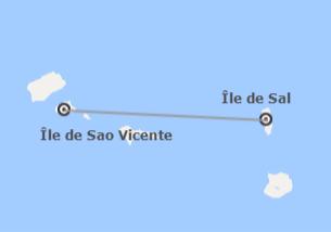 Cap Vert: Sal et São Vicente