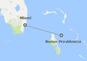 États-Unis et Bahamas: Miami et New Providence