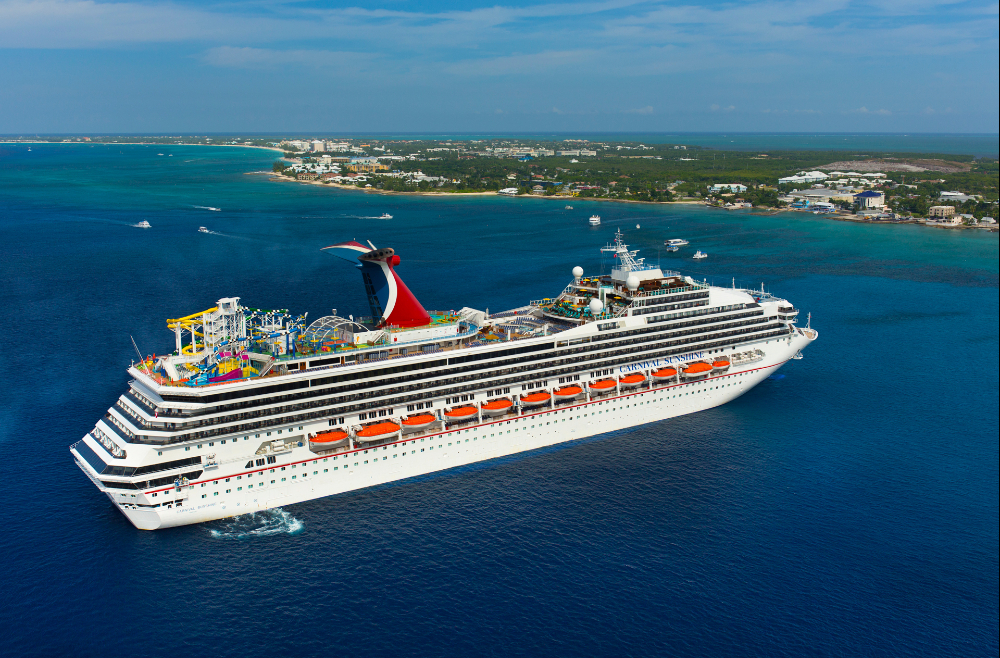 carnival cruise case Cruise cash program any booked guest during a carnival voyage when a cruise cash product is purchased, it is applied to the booked guest's sail & sign account.