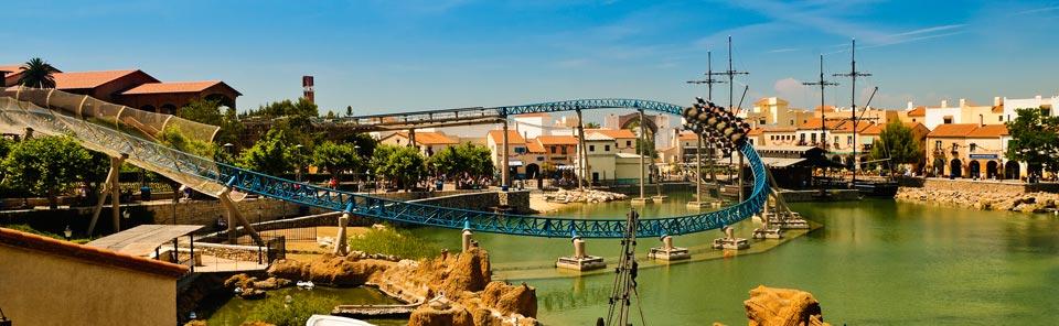 Offres h tel entr es portaventura - Port aventura plan ...