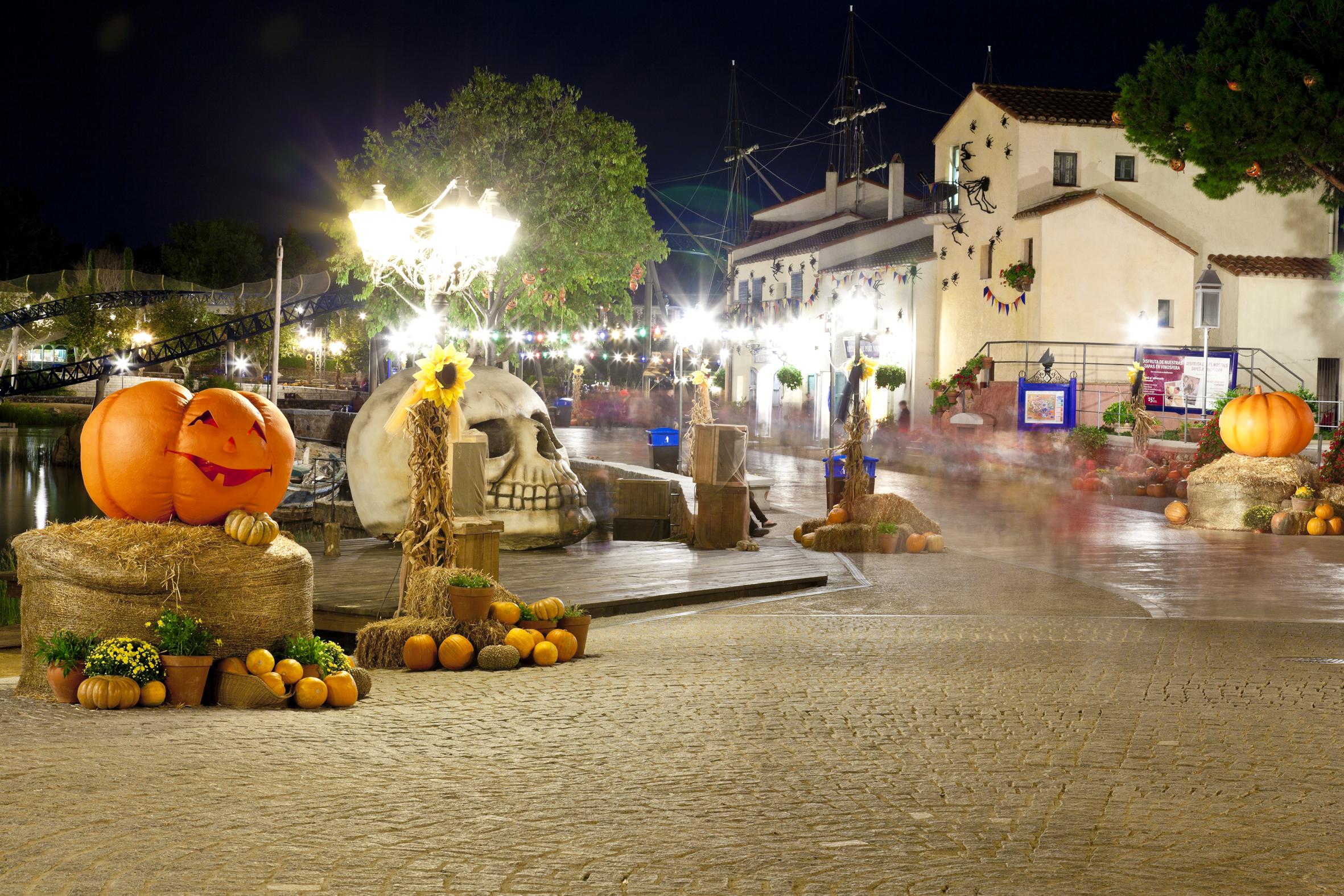 Halloween à PortAventura