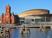 Vols pas chers La Rochelle - Cardiff - Wales, LRH - CWL