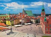Vols pas chers Toulouse - Varsovie, TLS - WAW