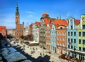 Vols pas chers Bruxelles - Gdansk - Rebiechowo, BRU - GDN