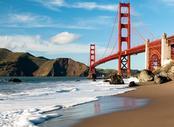 Vols Béziers San Francisco , BZR - SFO