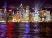 Vols pas chers Paris - Hong Kong, PAR - HKG