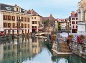 Vols pas chers Toulouse - Annecy, TLS - NCY