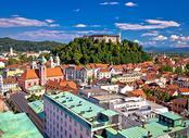 Vols pas chers Bruxelles - Ljubljana - Brnik, BRU - LJU