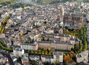 Vols pas chers La Rochelle - Rodez-Marcillac, LRH - RDZ