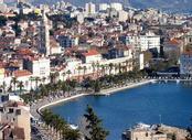 Vols pas chers La Rochelle - Split, LRH - SPU