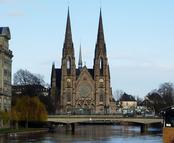 Vols pas chers Nantes - Strasbourg, NTE - SXB