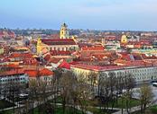 Vols Béziers Vilnius , BZR - VNO