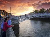 Vols pas chers Paris - Dublin, PAR - DUB