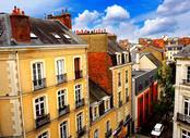 Vols pas chers La Rochelle - Rennes, LRH - RNS