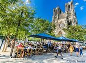 Vols Béziers Reims , BZR - RHE