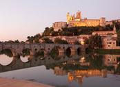 Vols pas chers La Rochelle - Béziers, LRH - BZR