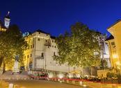 Vols pas chers La Rochelle - Chambéry-Savoie, LRH - CMF