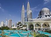 Vols Saint-Denis Kuala Lumpur Intl , RUN - KUL