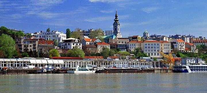 vol destination serbie
