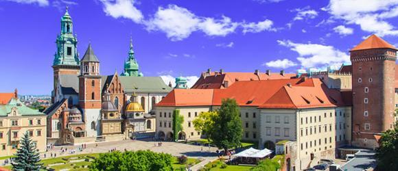 Hôtels à Cracovie