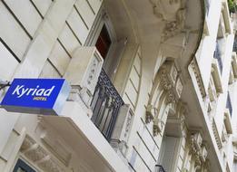 H�telKyriad Montmartre Porte Clignancourt